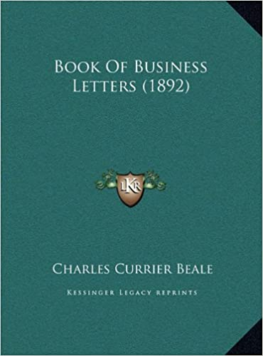 Book of Business Letters (1892)