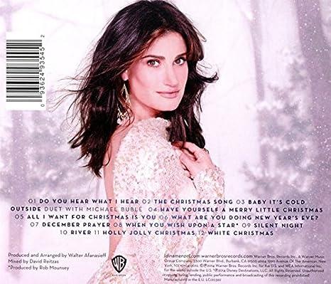 Idina Menzel - Holiday Wishes - Amazon.com Music