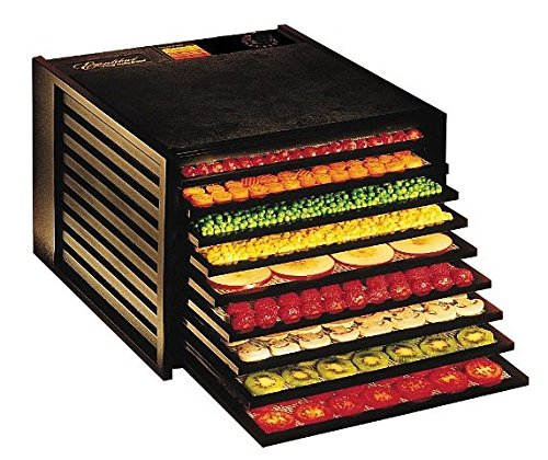 Excalibur 2900 Economy 9 Tray Black - Dehydrator (Dehydrator 2900 compare prices)