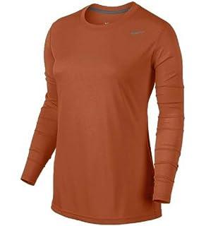 c3068903079b7 Amazon.com  Nike Womens Dri-Fit Fitness Workout T-Shirt  Sports ...