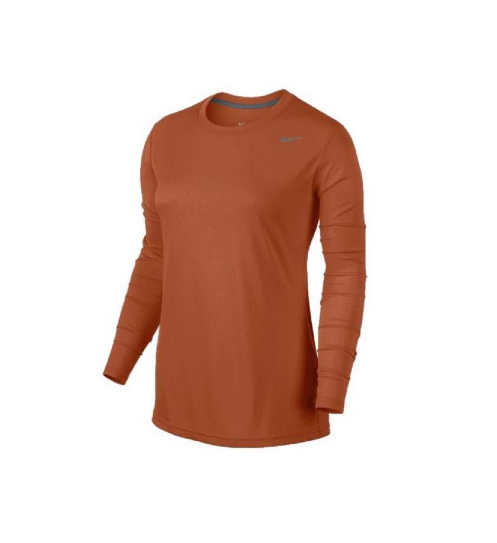 NIKE Women's Dri-Fit Legend Long Sleeve T-Shirt