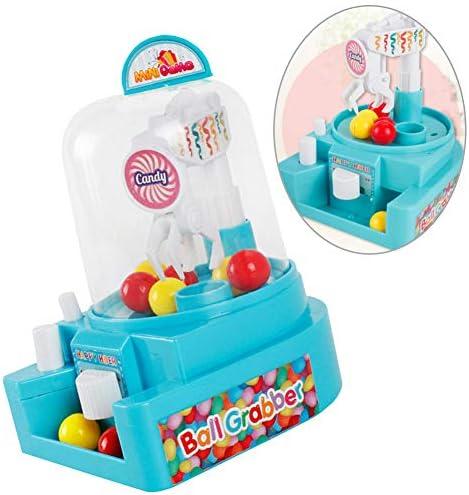 Jorzer - Mini agarrador de muñeca con Forma de máquina Divertida, Juguete para niños, Clip para el hogar, Moneda, máquina de algodón de azúcar, Multicolor 2, pequeño: Amazon.es: Hogar