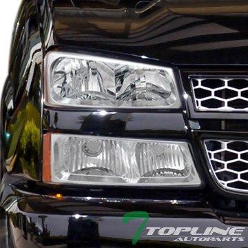 04 silverado headlight assembly - 5