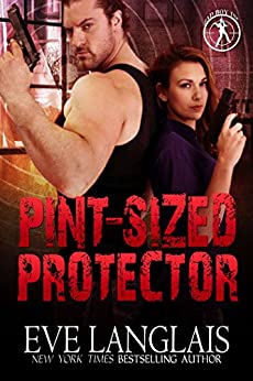 Pint-Sized Protector (Bad Boy Inc. Book 2) by [Langlais, Eve]