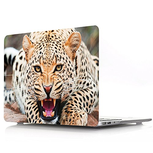 HRH Leopard Protective MacBook Without