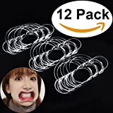 "Aestheticism Dental Intraoral Cheek Lip Retractor (Kid Size) Mouth Opener for Fun Speaking Game ""Watch Ya Mouth"" & ""Speak Out"", Mouth Guard Challenge 