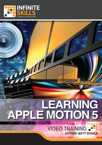 Apple Motion 5 [Online Code]