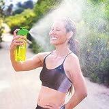 Lunatec Aquabot Sport Water Bottle - a
