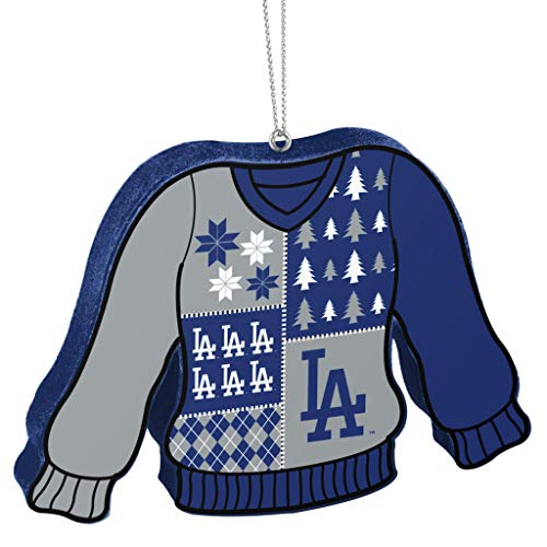Los Angeles Dodgers Eva Sweater Ornament