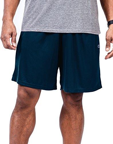 Champion Big Mens Jersey Knit Short ( Navy , 3X )