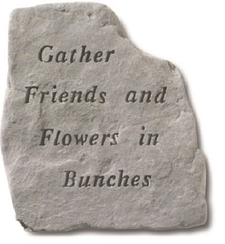 Cheap Kay Berry- Inc. 66520 Gather Friends And Flowers In Bunches – Memorial – 12 Inches x 12.5 Inches