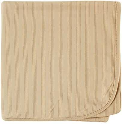 Touched by Nature Organic Cotton Receiving Blanket, Tan