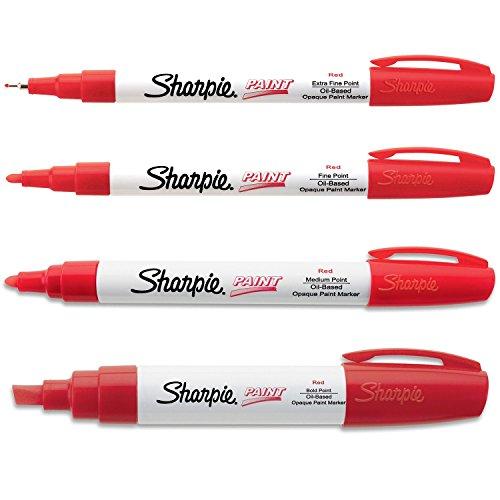 Sharpie Paint Marker Based Medium