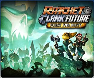 Ratchet & Clank Future: Quest for Booty [Online Game Code - Full Game] (B002GP6WB8) | Amazon price tracker / tracking, Amazon price history charts, Amazon price watches, Amazon price drop alerts