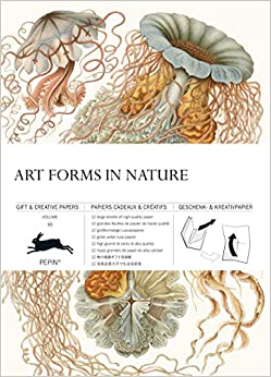 Art Forms in Nature: Gift & Creative Paper Book Vol. 83