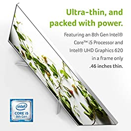 Acer Aspire C24-865-UA91 AIO Desktop, 23.8 inches Full HD, 8th Gen Intel Core i5-8250U, 8GB DDR4, 1TB HDD, 802.11AC Wifi…