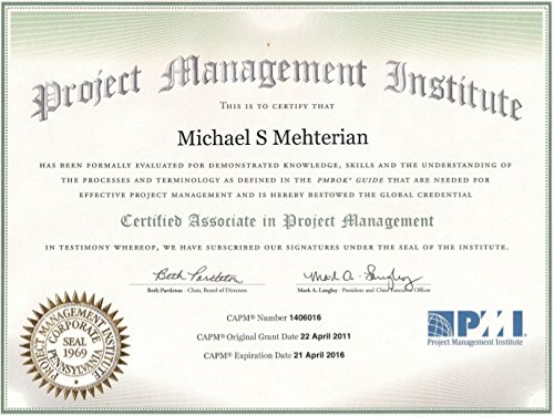 Amazon.com : Certified Associate in Project Management (CAPM) Online ...