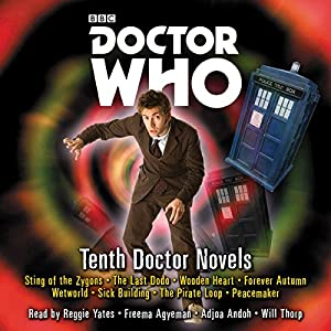 Doctor Who: Tenth Doctor Novels Radio/TV Program