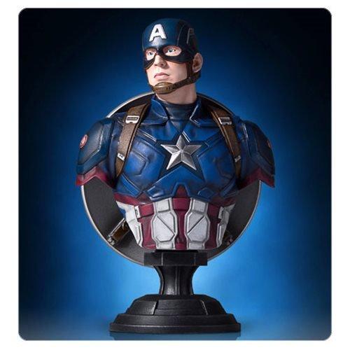 (Captain America: Civil War Classic Mini Bust)