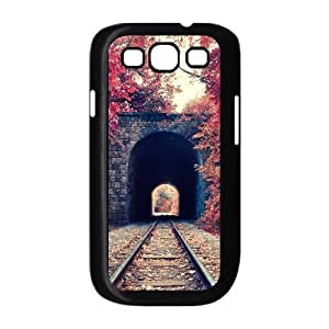 Armenia Yerevan Railway Park Samsung Galaxy S3 Cases, [Black]