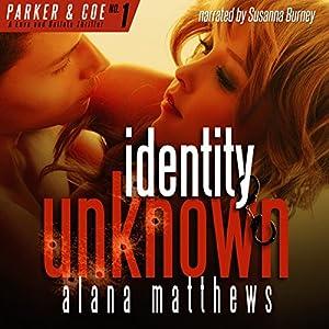 Identity Unknown Audiobook