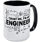 trust me im engineer - CafePress - Trust Me I'm An Engineer Mugs - Coffee Mug, Large 15 oz. White Coffee Cup