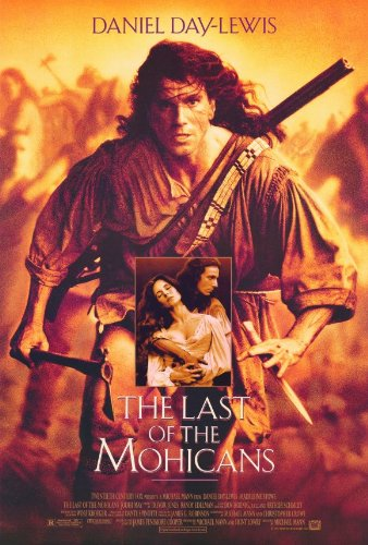 Amazon.com: (27 x 40) The Last of the Mohicans – Póster ...
