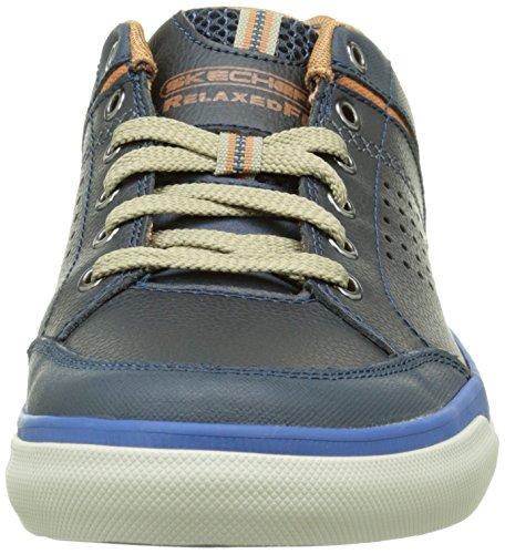 Herren Blau Diamondback Schwarz Sneaker Rendol Marineblau Blau Skechers T8dw71qT