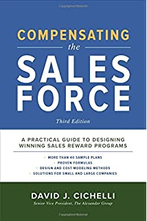 The sales compensation handbook stockton b colt 9780814417133 compensating the sales force third edition a practical guide to designing winning sales reward fandeluxe Image collections