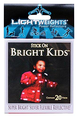 (Lightweights Bright Kids SilverFlex SuperBright Reflective 20)