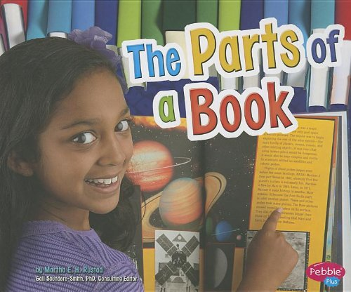 The Parts of a Book (Wonderful World of Reading) by Brand: Capstone Press