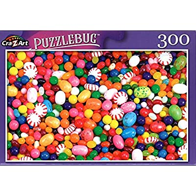 Candy Explosion - 300 Pieces Jigsaw Puzzle: Toys & Games
