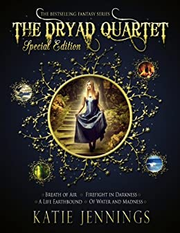 The Dryad Quartet Special Edition by [Jennings, Katie]