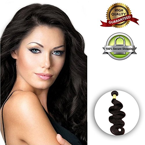 Human Hair Bundles of brazilian hair No Tangle No Shedding 100% Remy Virgin Unprocessed Human Hair Weft Body Weave 3 bundles 300g Hair Extensions (10)