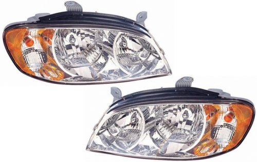 placement Headlight Assembly - 1-Pair ()