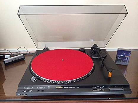 Slipmat alfombrilla tamaño 12 vinyl - Alfombrillas para ...