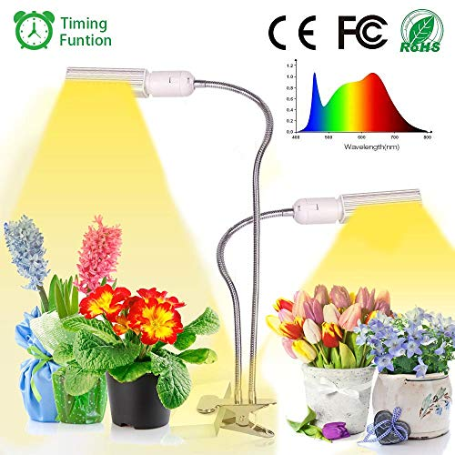 Rotating Led Grow Lights in US - 6