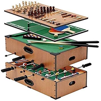 DELUXE TABLE GAME SET 5 IN 1 FOOTBALL TENNIS BACKGAMMON CHESS POOL SNOOKER TOY  sc 1 st  Amazon UK & DELUXE TABLE GAME SET 5 IN 1 FOOTBALL TENNIS BACKGAMMON CHESS POOL ...