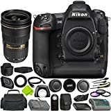 Nikon D5 DSLR Camera (Body Only, Dual CF Slots) + Nikon AF-S NIKKOR 24-70mm f/2.8G ED Lens Bundle For Sale