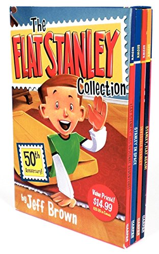 Children's Books About Countries of the World featured by top US travel blogger, Marcie in Mommyland: The Flat Stanley Collection
