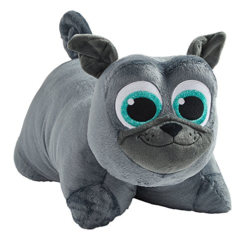 "(Pillow Pets Bingo 16"" Stuffed Animal Plush - Disney Puppy Dog Pals)"