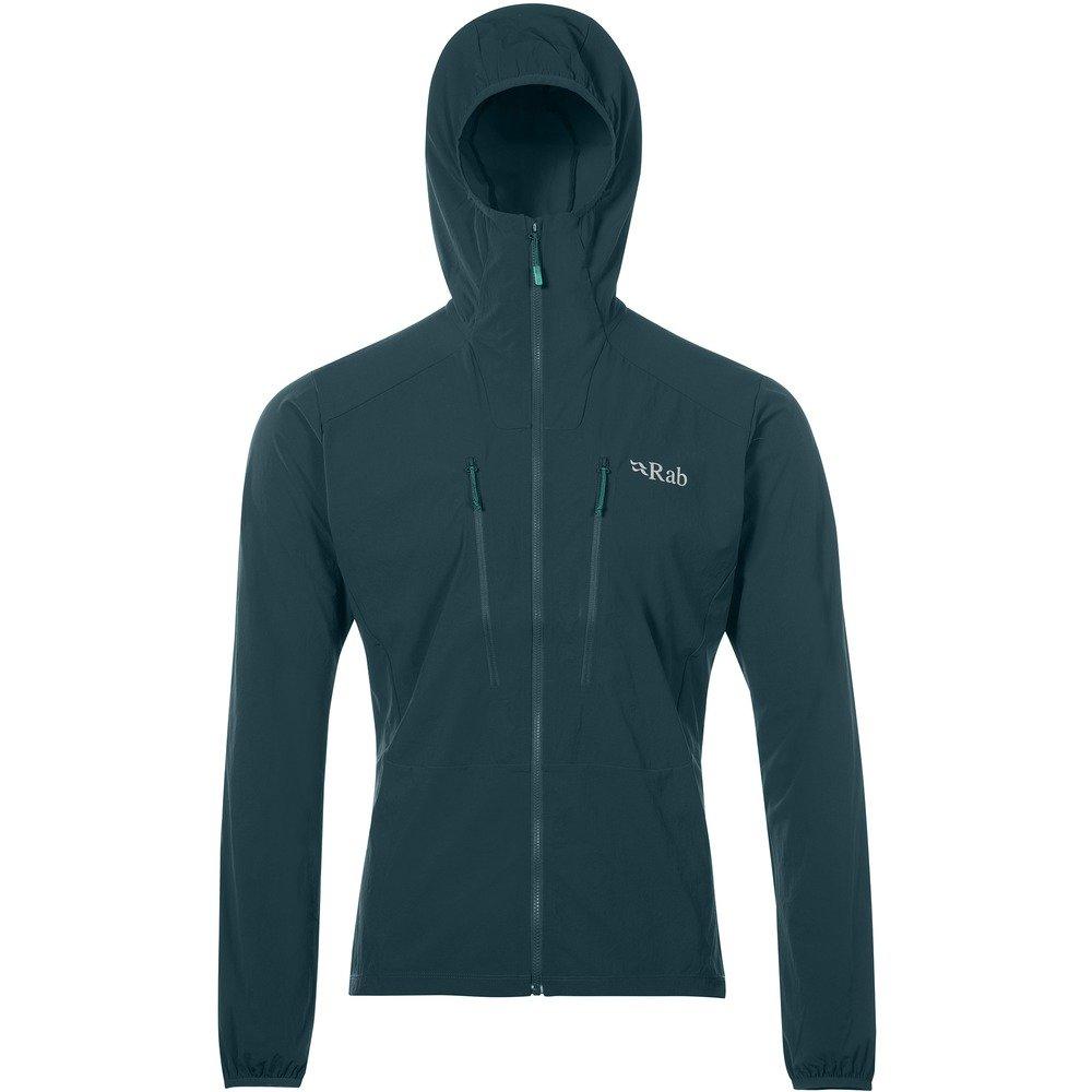 Rab Borealis Jacket – Men 's B079BY9C7L Large エバーグリーン エバーグリーン Large