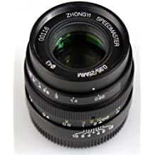 Zhongyi Mitakon Speedmaster 25mm f/0.95 for Micro Four Thirds Cameras (MFT/M43)