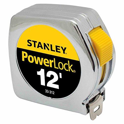Stanley Hand Tools 33-312 3/4'' X 12' PowerLock® Professional Tape Measure by Stanley Tools