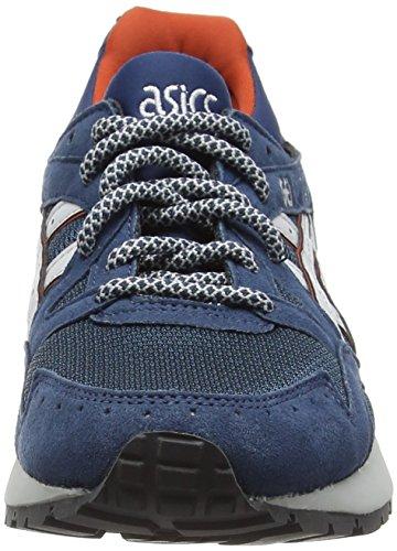 Blu – da Adulto Asics 43 Blue Blue Ginnastica Legion Lyte Soft 4545 Grey Legion EU Scarpe Basse V Unisex Blue 4510 Legion Blu Gel 88qwIAU