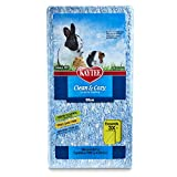 Kaytee Clean and Cozy Bedding, Blue, 500 -Cubic Inch ( expandable upto 1500 Cu In )