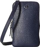 Kate Spade New York Polly North South Phone Crossbody Bag, Black, One Size