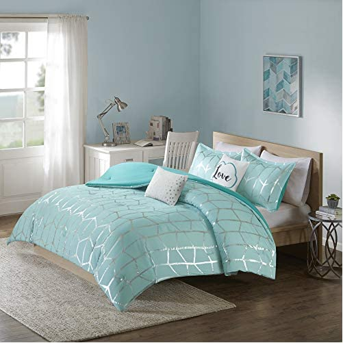 Intelligent Design Raina Comforter Set 4