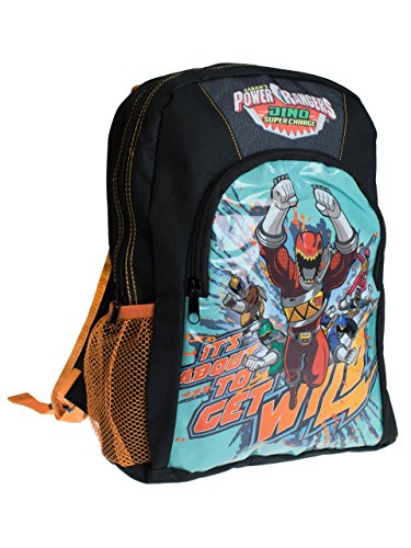 Power Rangers Backpack Power Rangers Dino (Power Rangers Suits For Kids)