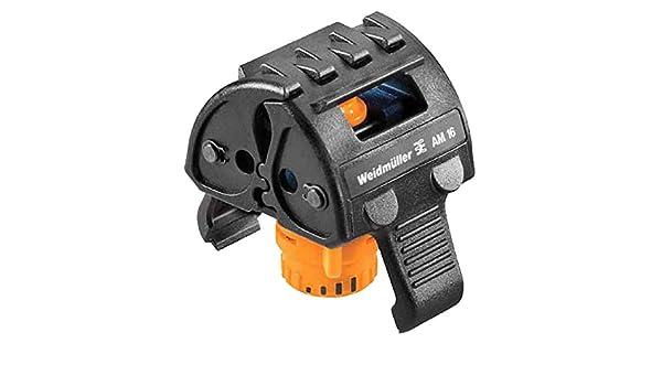 Weidmüller AM 16 Negro, Naranja pelacable - Desbrozadora (De plástico, Negro, Naranja, 58 mm, 41 mm, 53 mm, 54,3 g): Amazon.es: Bricolaje y herramientas